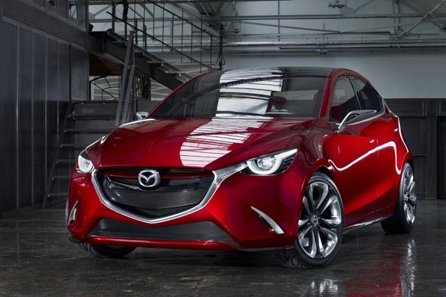 Tương lai tất cả xe Mazda sẽ có phiên bản chạy điện - 1