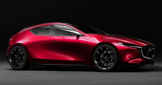 Mazda3 thế hệ mới trông sẽ như thế nào? - 4
