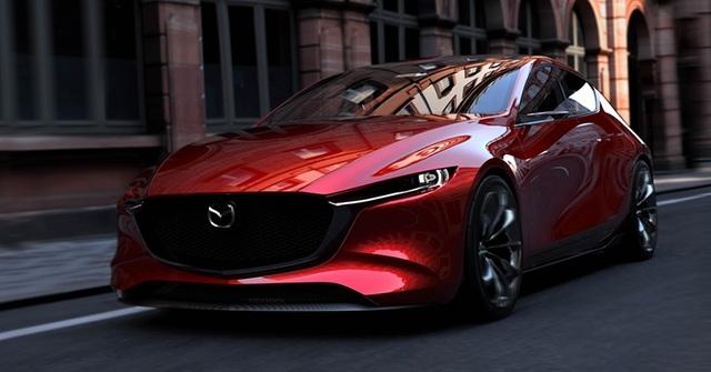 Mazda3 thế hệ mới trông sẽ như thế nào? - 11
