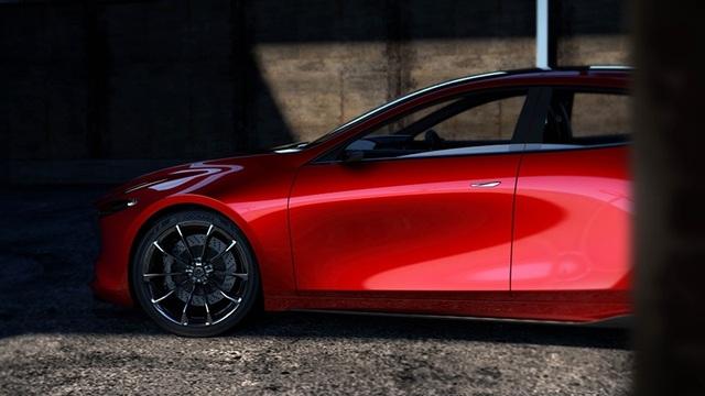 Mazda3 thế hệ mới trông sẽ như thế nào? - 3