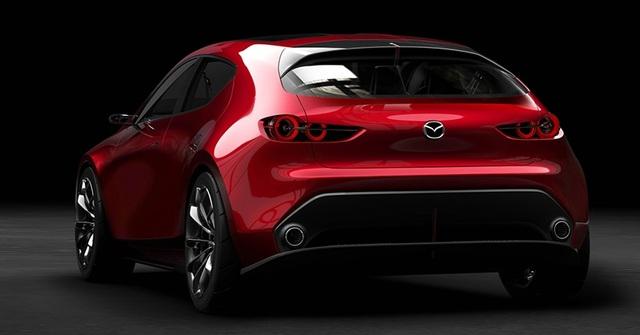 Mazda3 thế hệ mới trông sẽ như thế nào? - 6