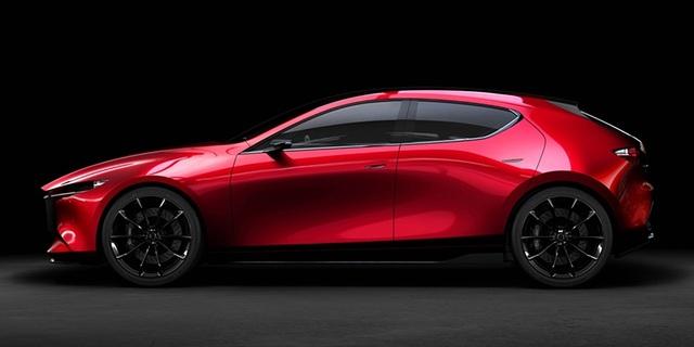 Mazda3 thế hệ mới trông sẽ như thế nào? - 5