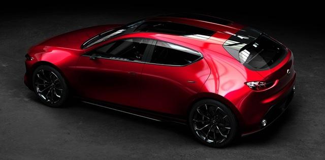 Mazda3 thế hệ mới trông sẽ như thế nào? - 2