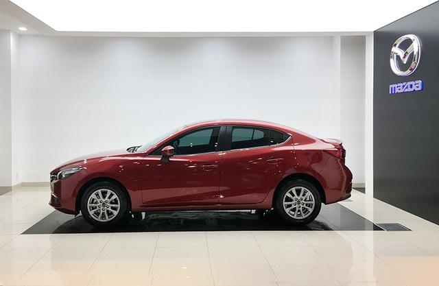 Mazda3 2017 có giá bán từ 690 triệu đồng - 6