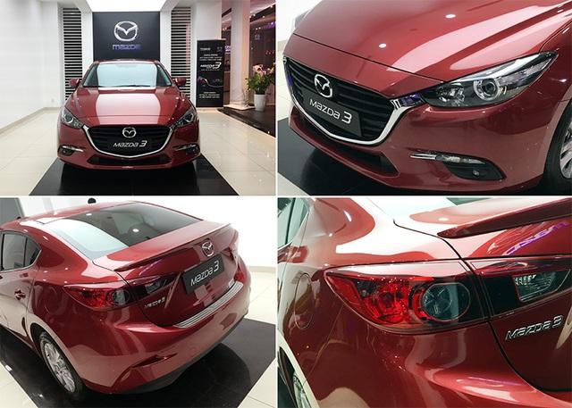 Mazda3 2017 có giá bán từ 690 triệu đồng - 9