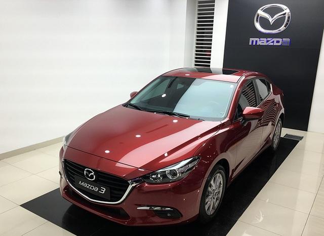 Mazda3 2017 có giá bán từ 690 triệu đồng - 5