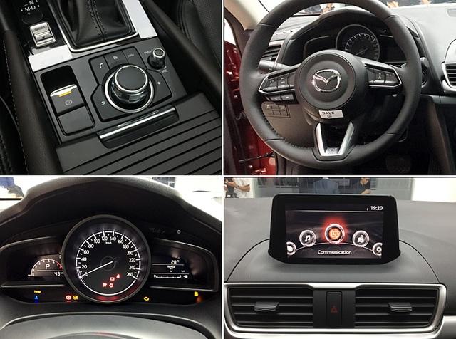Mazda3 2017 có giá bán từ 690 triệu đồng - 7