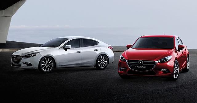 Mazda3 2017 ra mắt tại Thái Lan, giá từ 21.165 USD - 2