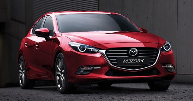 Mazda3 2017 ra mắt tại Thái Lan, giá từ 21.165 USD - 5