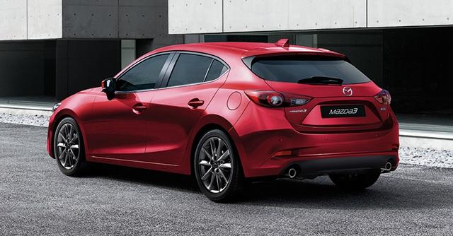 Mazda3 2017 ra mắt tại Thái Lan, giá từ 21.165 USD - 6
