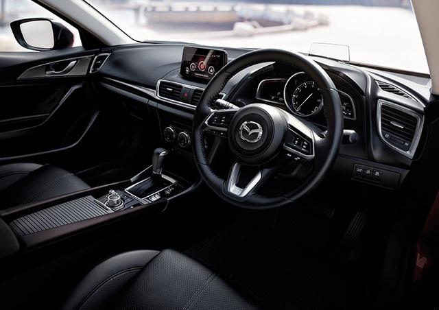 Mazda3 2017 ra mắt tại Thái Lan, giá từ 21.165 USD - 9