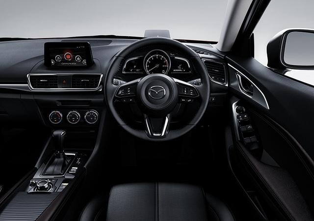 Mazda3 2017 ra mắt tại Thái Lan, giá từ 21.165 USD - 3
