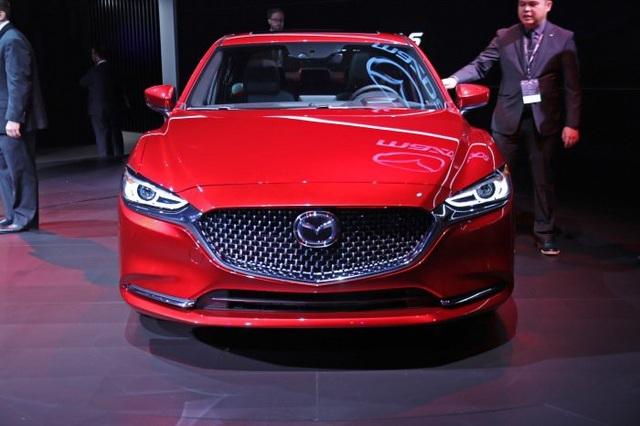 Mazda6 phiên bản nâng cấp chính thức ra mắt - Động cơ mới - 3