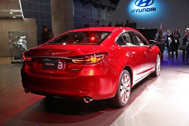 Mazda6 phiên bản nâng cấp chính thức ra mắt - Động cơ mới - 7