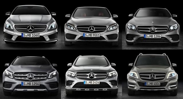 """Túi khí """"tự nhiên bung"""", Mercedes-Benz phải triệu hồi nửa triệu xe - 1"""