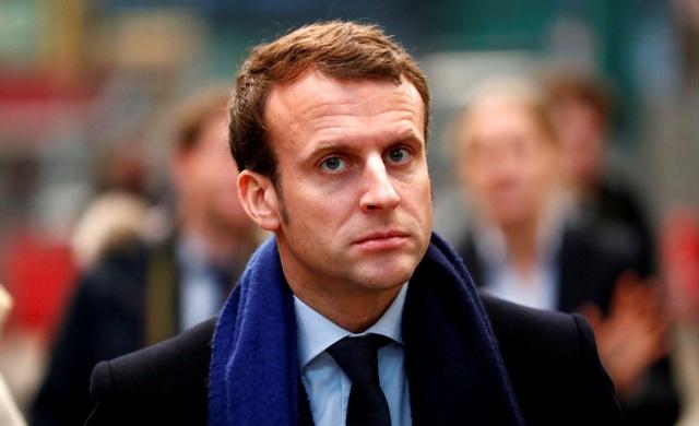 Tổng thống Pháp Emmanuel Macron (Ảnh: AFP)