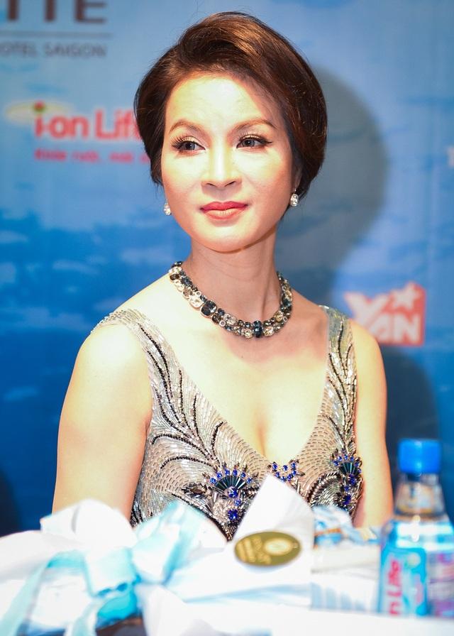 MC Thanh Mai đảm nhận vị trí giám khảo chương trình