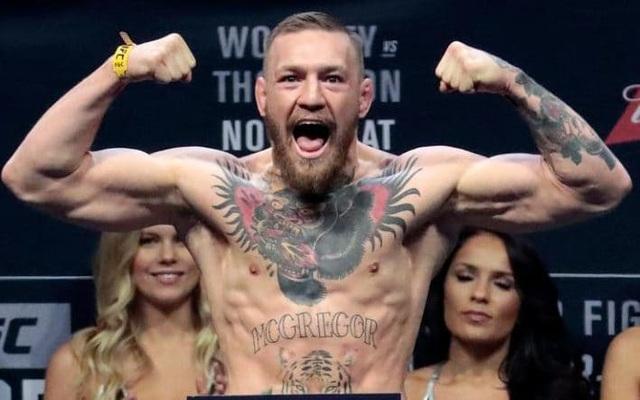 Conor McGregor là biểu tượng làng UFC