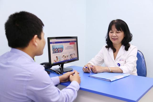 Khoảng 1/3 bệnh nhân phát hiện ung thư gan trong lần khám đầu tiên - 2