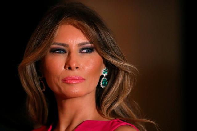 Đệ nhất phu nhân Mỹ Melania Trump (Ảnh: Reuters)