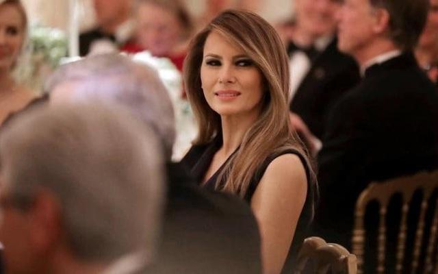 Đệ nhất phu nhân Mỹ Melania Trump. (Ảnh: AFP)
