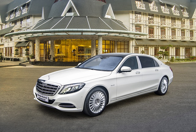 Mercedes-Benz đưa Maybach S400 và Maybach S500 về Việt Nam - 3