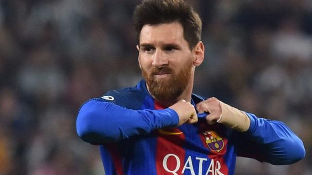 Messi bị loại khỏi đội hình tiêu biểu Champions League của tờ France Football