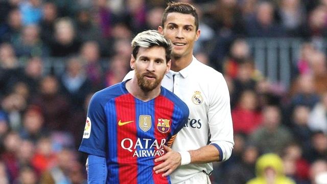 Messi hết lời ca ngợi C.Ronaldo