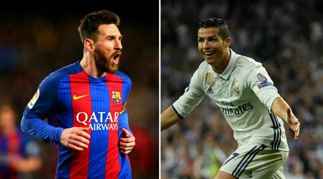 Messi ấn tượng hơn hẳn so với C.Ronaldo ở mùa giải này