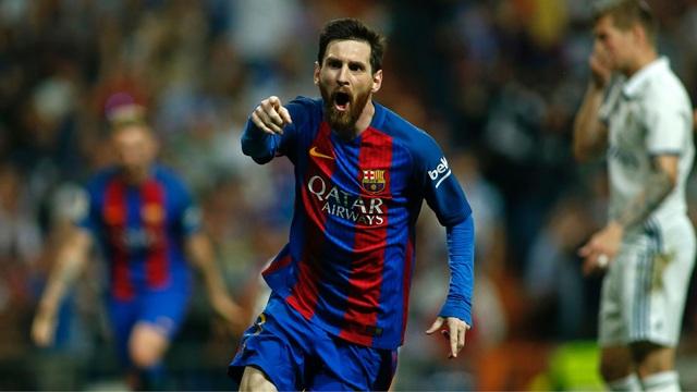 Messi gia hạn hơp đồng với Barcelona