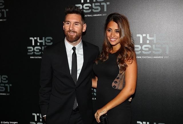 Năm nay, Messi thua C.Ronaldo trong cả hai danh hiệu là La Liga và Champions League