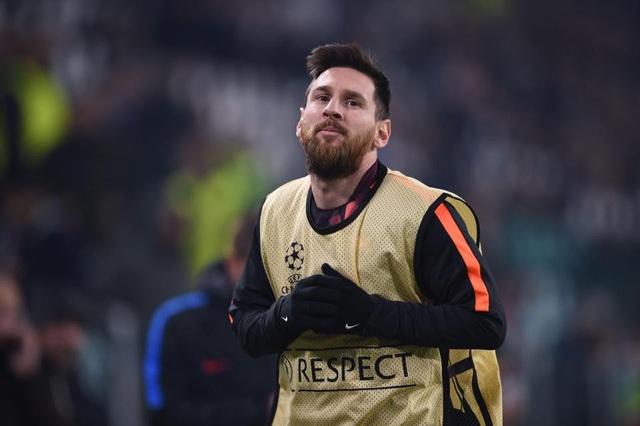 Tương lai của Messi ở Barcelona đang là dấu hỏi lớn