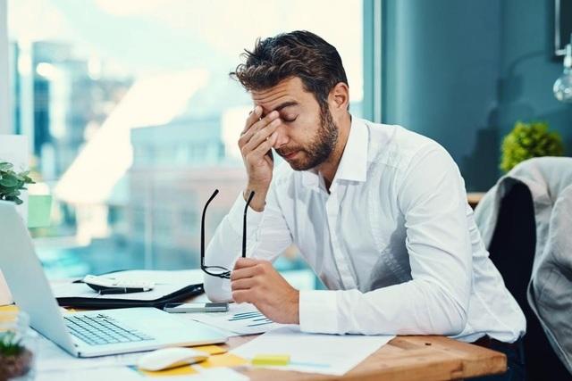 Cảm xác mệt lử cũng là một dấu hiệu của việc thiếu kẽm.