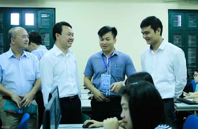 7 Đoàn Thanh niên, Hội Sinh viên các tỉnh thành phố: Hà Nội, Hồ Chí Minh, Đà Nẵng, Hải Phòng, Huế, Thái Nguyên, Cần Thơ tổ chức cho sinh viên thi hưởng ứng