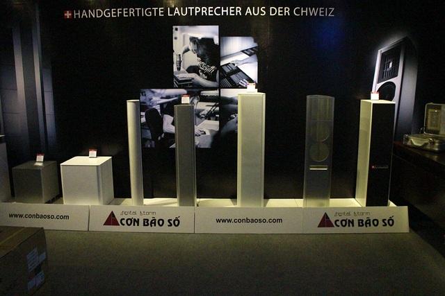 Hàng loạt thiết bị âm thanh độc đáo xuất hiện tại AV Show 2017 - 3