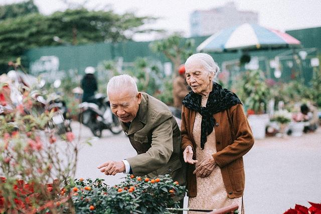 """Tình như cặp đôi 90 tuổi trong bộ ảnh """"Ông bà em"""" - 14"""