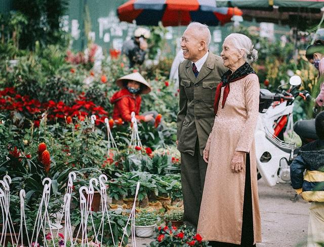 """Tình như cặp đôi 90 tuổi trong bộ ảnh """"Ông bà em"""" - 7"""