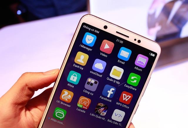 Vivo mang smartphone màn hình FullView về Việt Nam với giá 7,9 triệu đồng - 3