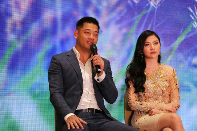 Diễn viên Hải Anh và Hạnh Sino chia sẻ với báo giới về vai diễn mới.