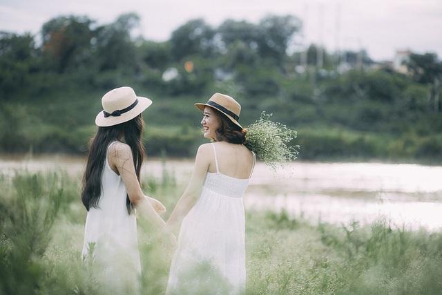 Chúng ta đã từng có những khoảnh khắc bên nhau cười đùa thật vui (Ảnh minh họa: Dương Minh Vương)