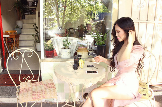 Du học sinh Việt là Á hậu, blogger làm đẹp nổi tiếng ở nước Úc - 11