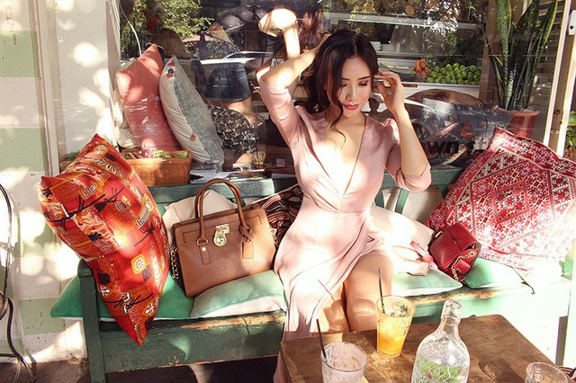 Du học sinh Việt là Á hậu, blogger làm đẹp nổi tiếng ở nước Úc - 10