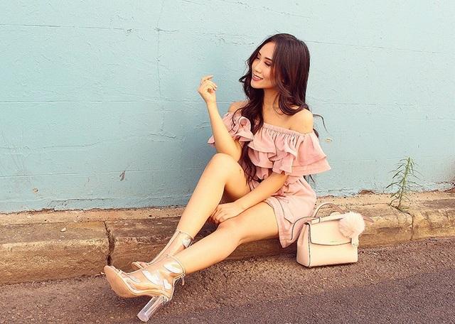 Du học sinh Việt là Á hậu, blogger làm đẹp nổi tiếng ở nước Úc - 3