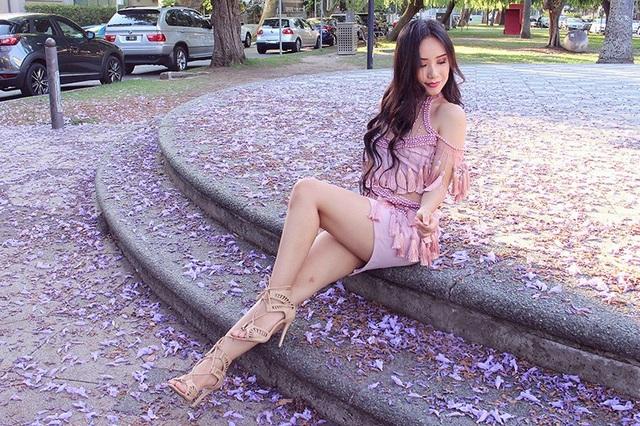 Du học sinh Việt là Á hậu, blogger làm đẹp nổi tiếng ở nước Úc - 8