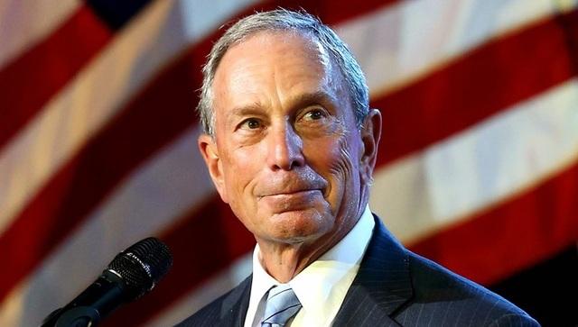 Tỷ phú Michael Bloomberg hiện là thị trưởng thành phố New York, cũng là người giàu thứ 12 ở Hoa Kỳ. (Nguồn: Edie)