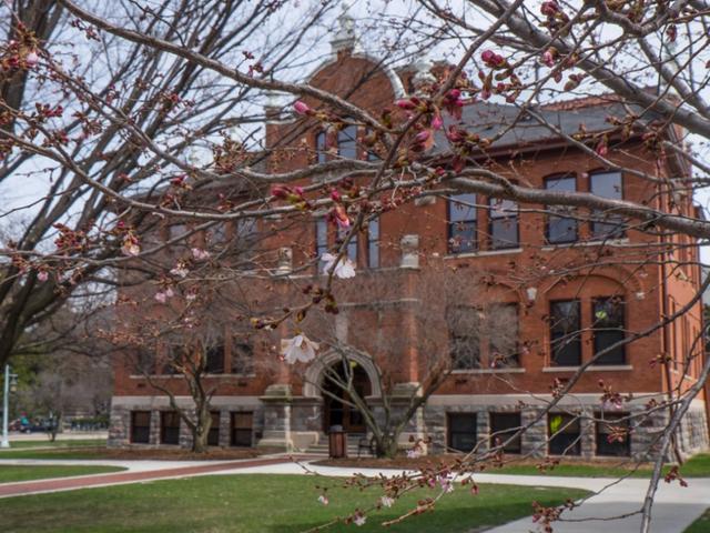 Đại học Michigan State.