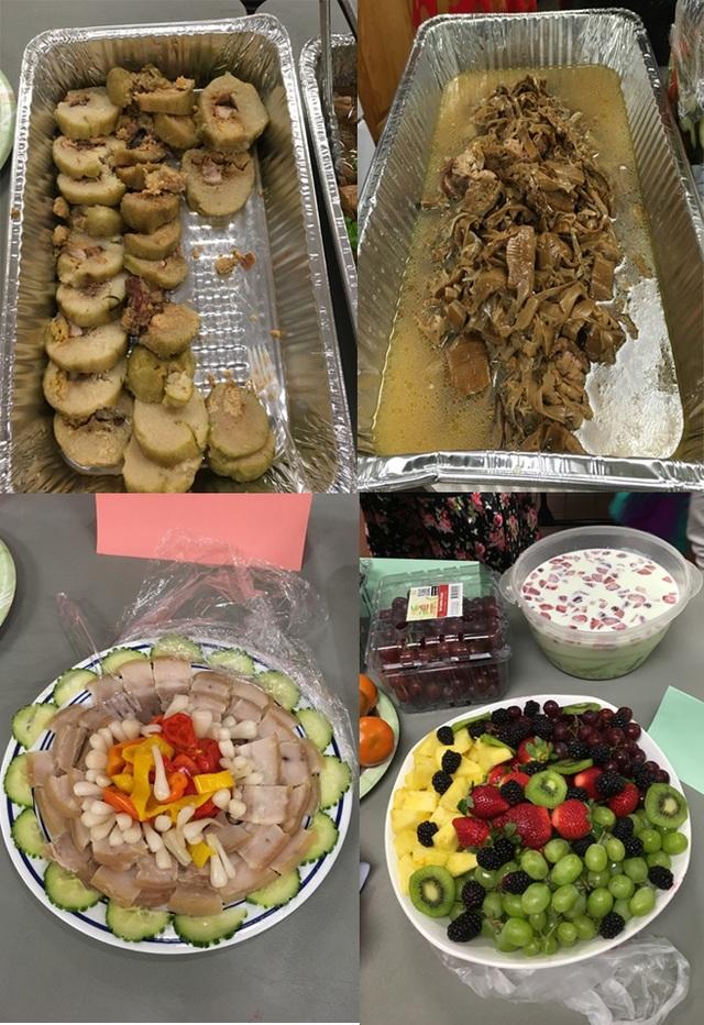 Những món ăn truyền thống nơi đất Mỹ