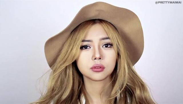 """Cô gái hóa trang gây sốt mạng """"hô biến"""" thành Lily Maymac - 4"""