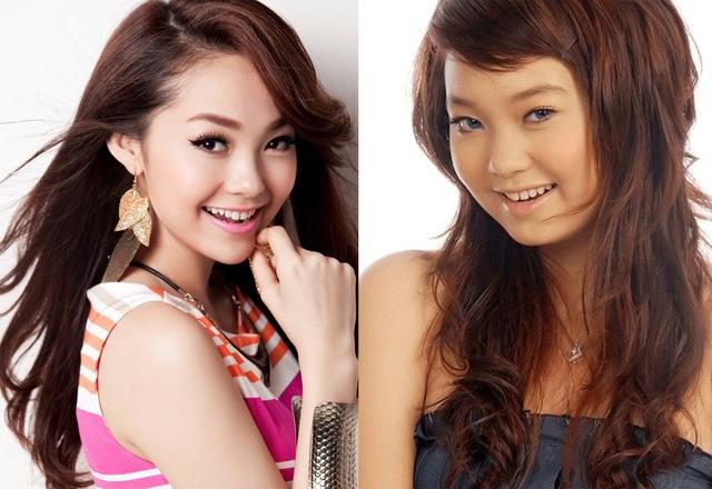 Sự khác biệt ngày càng xinh đẹp của Minh Hằng theo thời gian