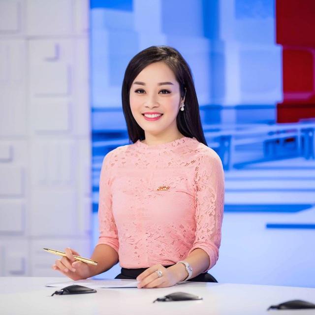 Minh Hương hiện đang công tác tại Truyền hình Công an nhân dân.